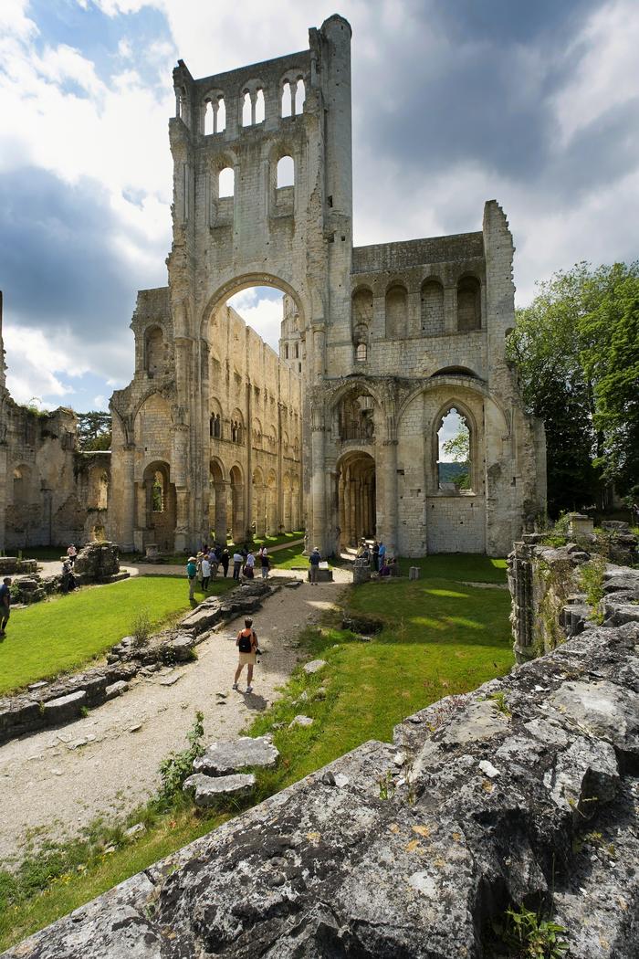 Journées du patrimoine 2020 - Visite libre de l'abbaye de Jumièges