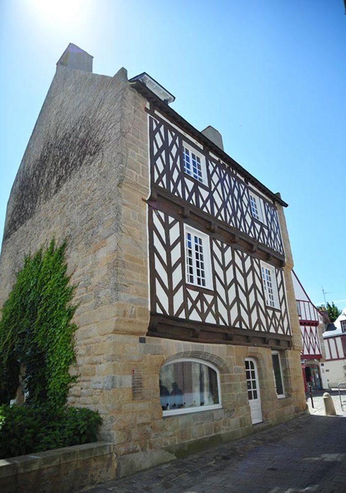 Journées du patrimoine 2020 - Visite commentée « Le Croisic au temps des colombages, l'art de construire en bois au Moyen-Age et à la Renaissance »