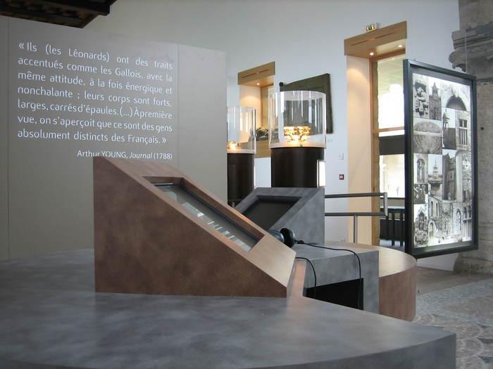 Journées du patrimoine 2020 - Visites du Musée du Léon