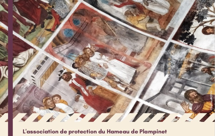 Journées du patrimoine 2020 - Visite commentée de Plampinet