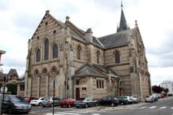 Journées du patrimoine 2020 - Visite de l'église Saint-Lubin