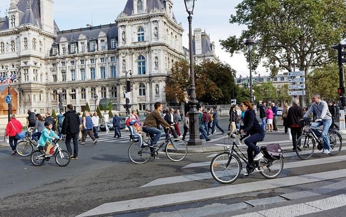 Balade vélo -  Aménagements et patrimoine