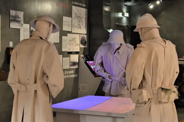 Journées du patrimoine 2019 - Visite interactive sur la Première Guerre Mondiale