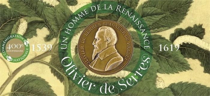 Journées du patrimoine 2019 - Un homme de la Renaissance : Olivier de Serres 1539-1619