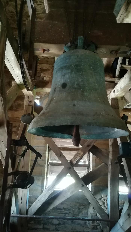 Journées du patrimoine 2019 - Visite guidée du clocher et du grenier collectif du village
