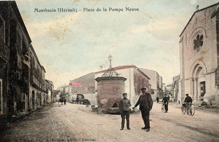 Journées du patrimoine 2019 - A la découverte du centre historique de Montbazin