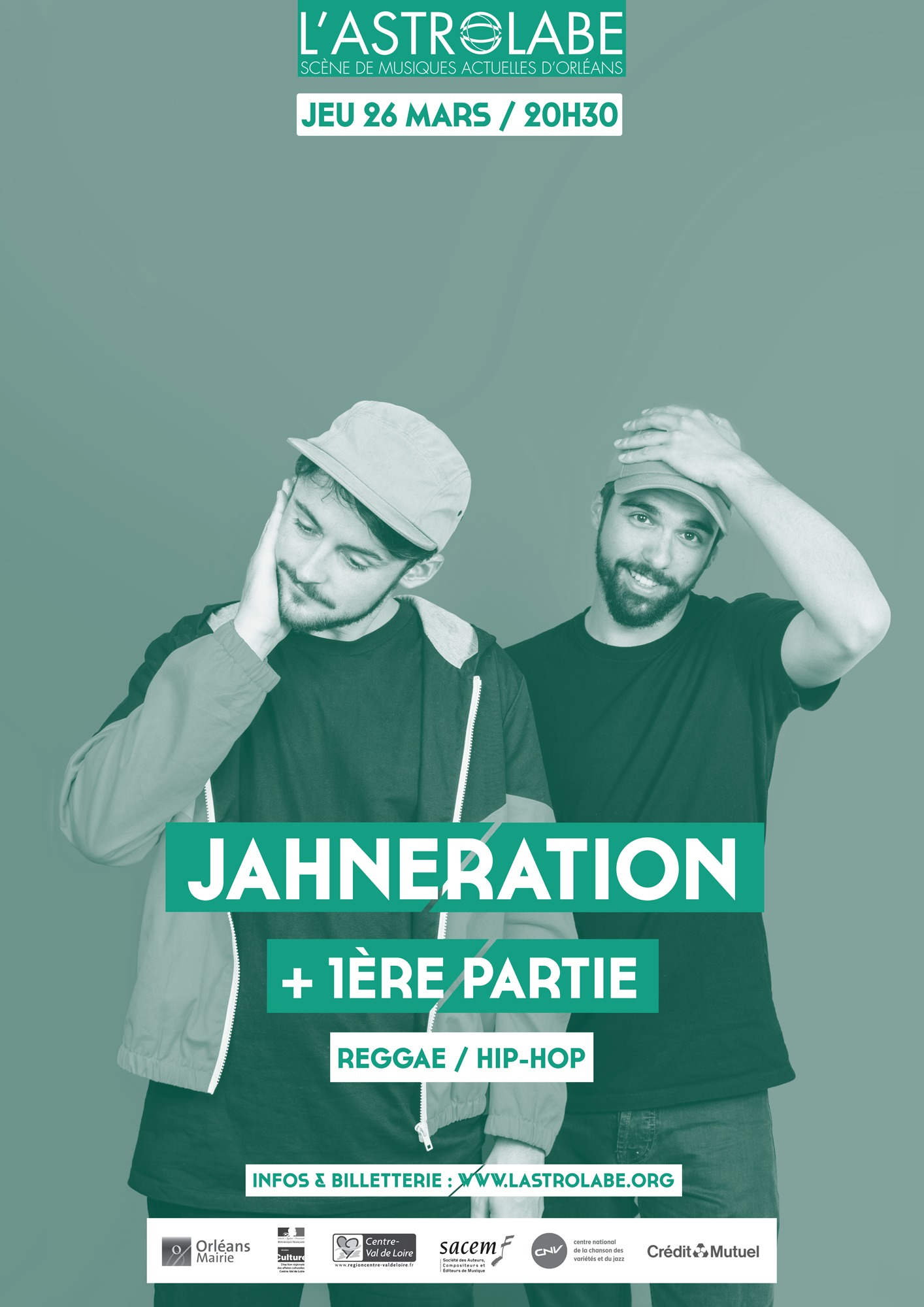 JAHNERATION + BAZIL