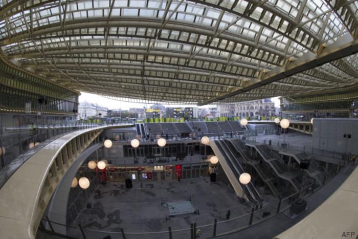Journées du patrimoine 2020 - Circuit en extérieur du quartier des Halles