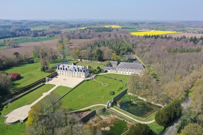 Journées du patrimoine 2020 - Visite du Parc du Château de Catuélan
