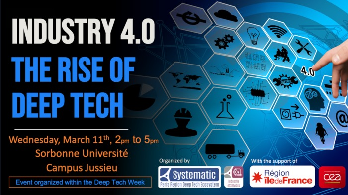 Evénement Industry 4.0 - Systematic