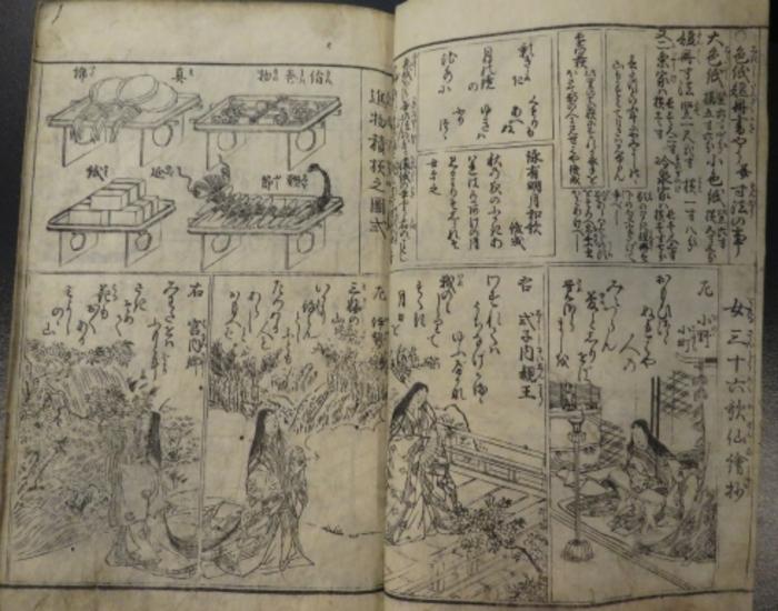 Journées du patrimoine 2020 - Une oeuvre à la loupe : à la découverte d'un Ôraimono
