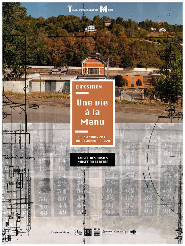 Nuit des musées 2019 -Visite Une vie à la Manu côté Armes