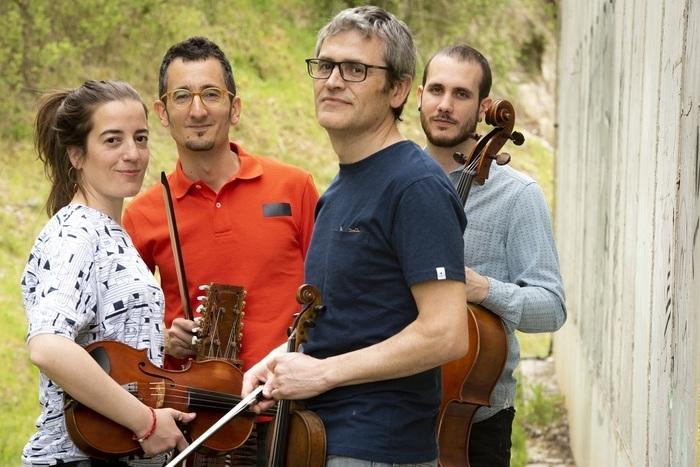 LES INÉDITS DE L'ÉTÉ – Alos quartet par Musiques de nuit
