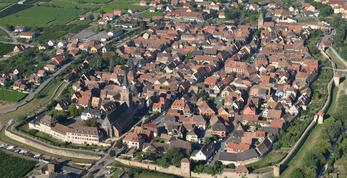 Journées du patrimoine 2019 - Visite guidée de la Ville avec ses remparts du XIVème siècle