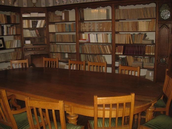 Journées du patrimoine 2019 - Ouverture exceptionnelle de la bibliothèque de la Société Philomathique