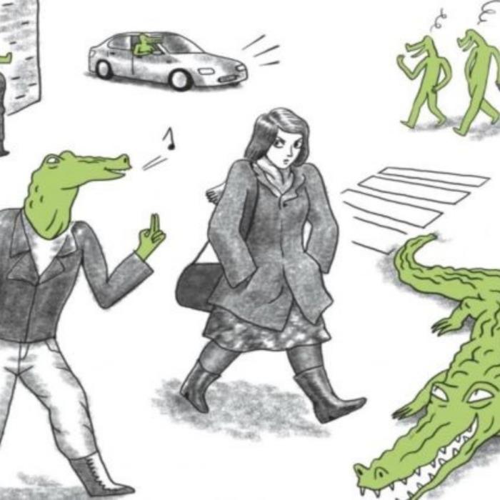 Exposition - Projet crocodiles