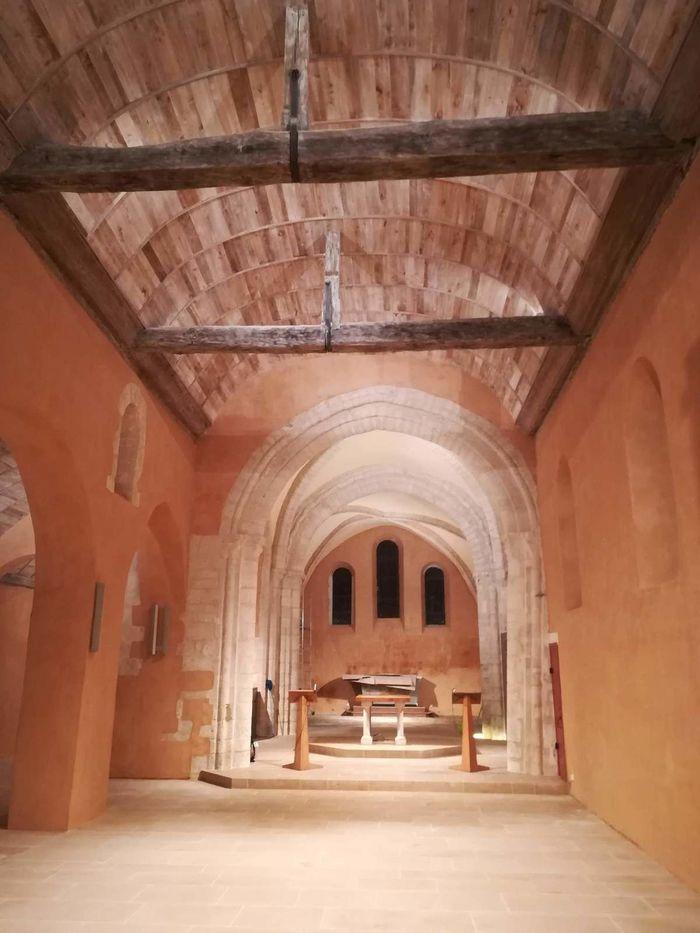 Journées du patrimoine 2020 - Visite de l'église Saint-Pierre de Garancières
