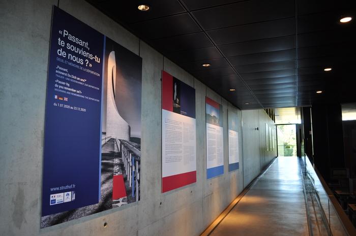 Journées du patrimoine 2020 - Exposition — «Passant, te souviens-tu de nous ?»