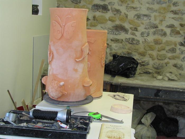 Journées du patrimoine 2019 - Visites de l'atelier de céramique