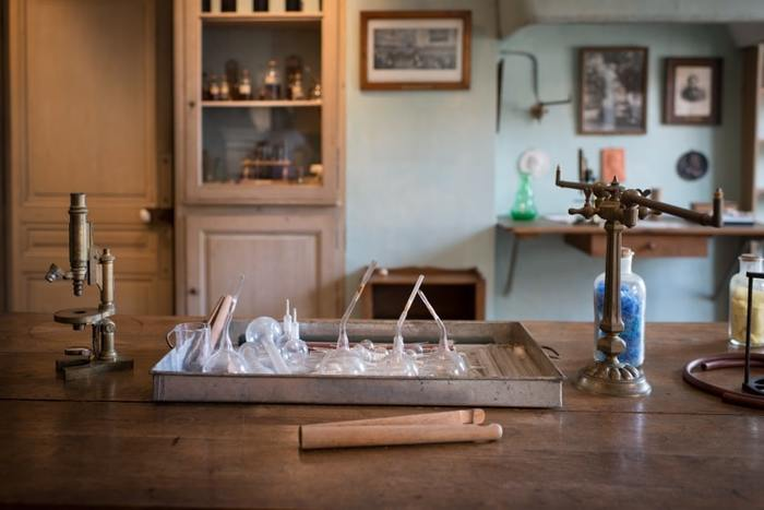 Journées du patrimoine 2019 - Visite commentée de la Maison de Louis Pasteur