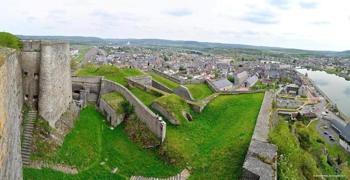 Journées du patrimoine 2019 - Visite libre de Charlemont, Citadelle de Givet,