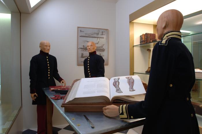 Journées du patrimoine 2019 - Visite libre du Musée du service de santé des armées au Val-de-Grâce