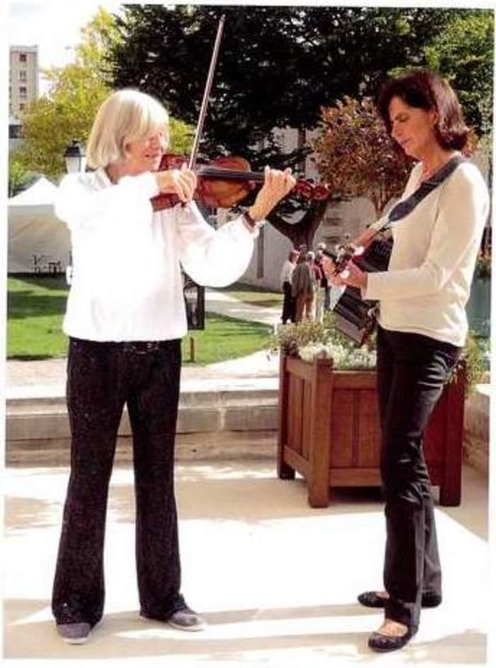 Journées du patrimoine 2020 - Concert du duo Capriccio au parc Pol Choné