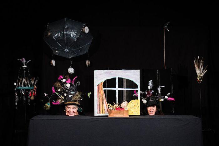 Ploc-ploc - Marionnettes sur table