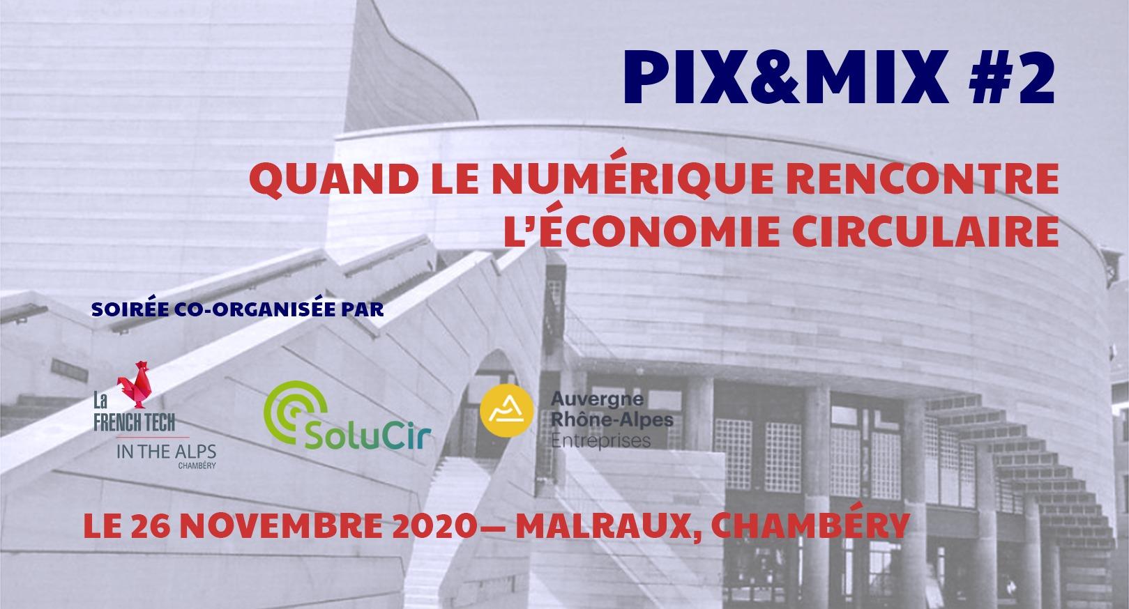 PIX & MIX édition 2