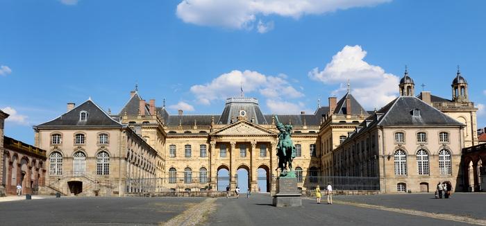 Journées du patrimoine 2020 - Visite libre du château de Lunéville