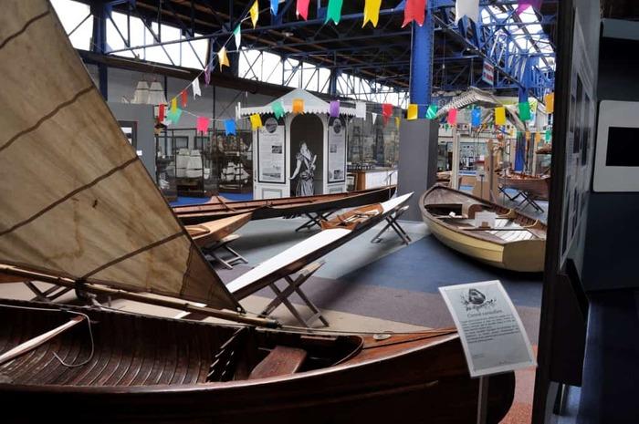Journées du patrimoine 2020 - Expositon : le musée maritime de Rouen a 40 ans !