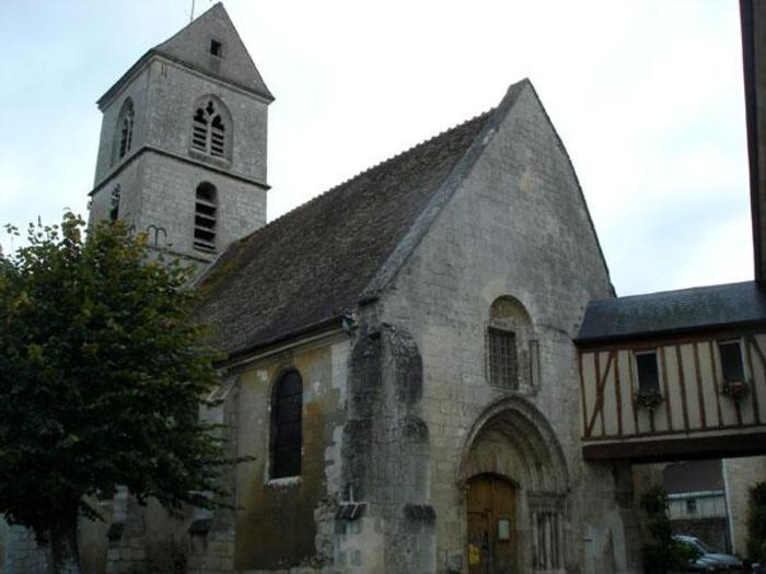 Journées du patrimoine 2020 - Visite commentée de l'église Saint-Illiers