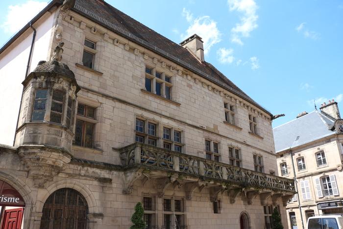 Journées du patrimoine 2020 - Visite de la Maison du Cardinal Jouffroy
