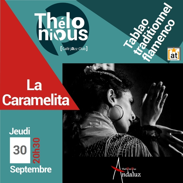 LA CARAMELITA – THELONIOUS CAFE JAZZ CLUB