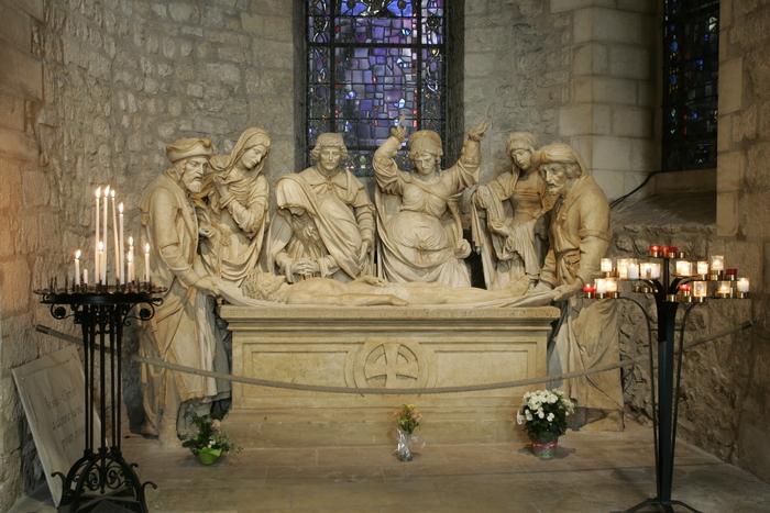 Journées du patrimoine 2019 - Visites accompagnées de la basilique Saint-Remi