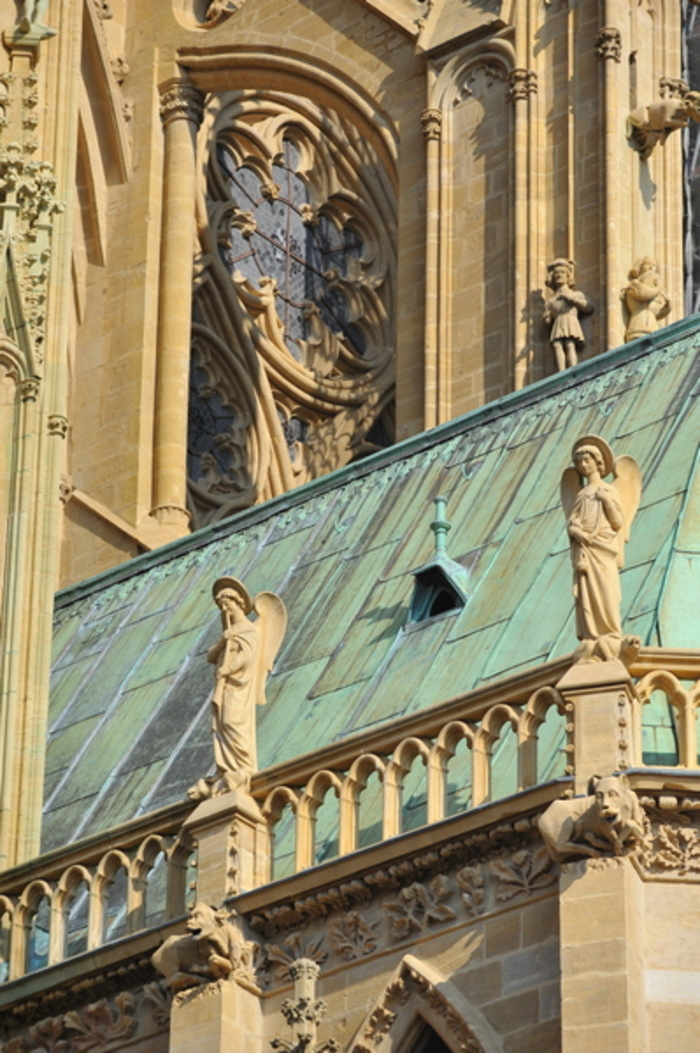 Journées du patrimoine 2020 - Les matériaux d'une cathédrale : de l'âge de pierre à l'âge du fer