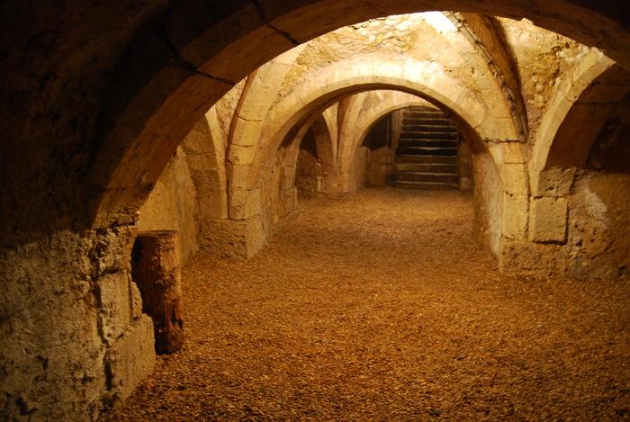 Journées du patrimoine 2019 - Visite commentée du château et des caves
