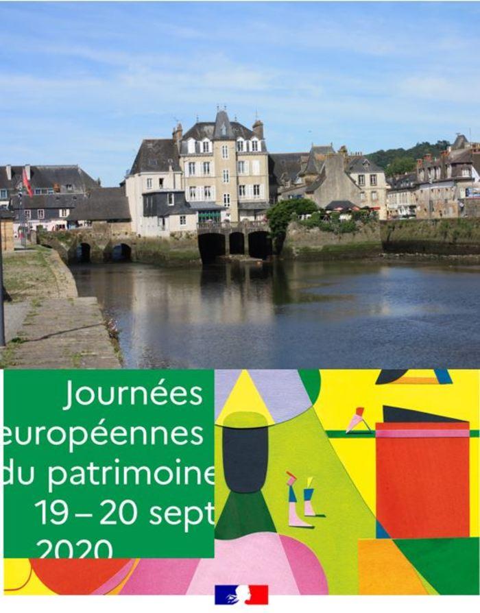 Journées du patrimoine 2020 - Journées du patrimoine à Landerneau / samedi