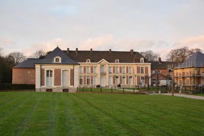 Journées du patrimoine 2020 - Visite du château de Bernicourt