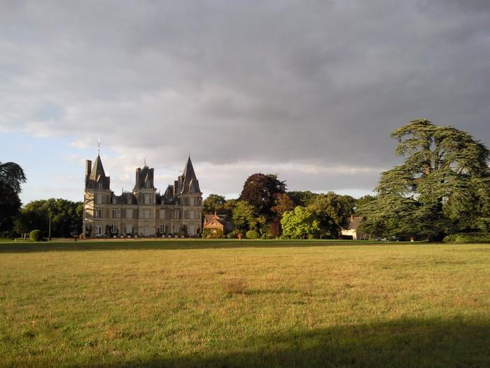 Journées du patrimoine 2019 - Découverte du Parc du Château du Martreil