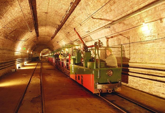 Journées du patrimoine 2019 - Visite guidée du plus gros Ouvrage de la ligne Maginot du Hackenberg Veckring en petit train