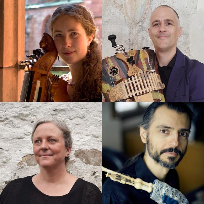 Stage - vielle à roue et musettes