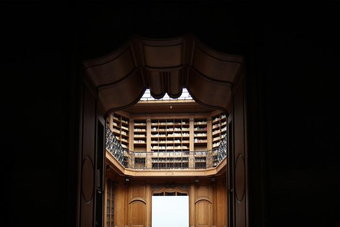 Journées du patrimoine 2020 - Visite commentée de la Bibliothèque Smith-Lesouëf