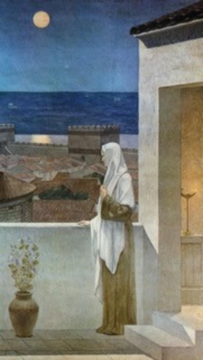 Geneviève, chrétienne et femme d'action : une sainte pour aujourd'hui