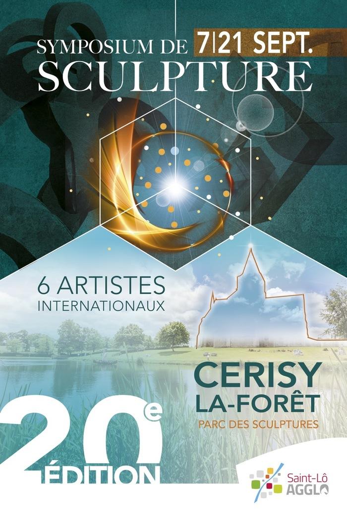Journées du patrimoine 2019 - Visite libre du Parc des sculptures de Cerisy la Forêt