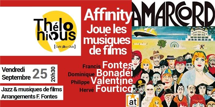 Affinity et les musiques de film