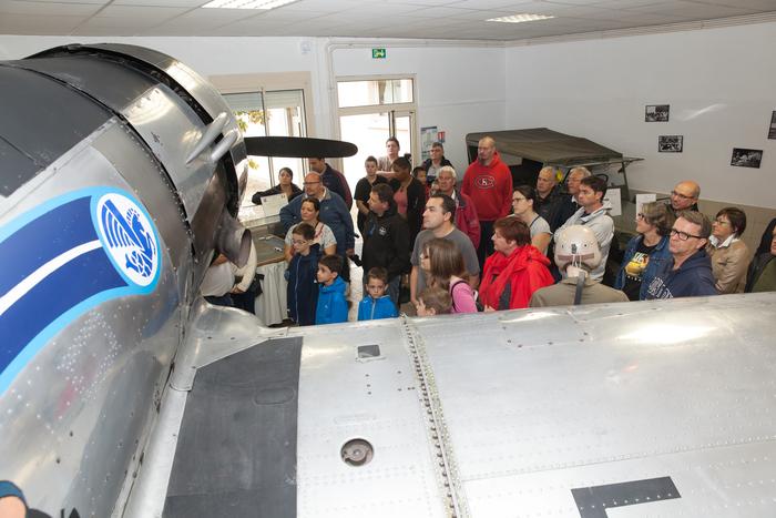 Journées du patrimoine 2020 - Visite du musée aéronautique de la base aérienne
