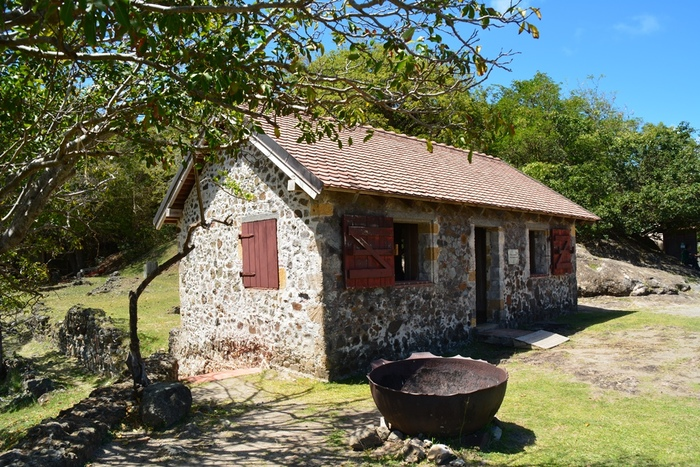 Journées du patrimoine 2019 - Presqu'île de la Caravelle / Découverte des ruines du