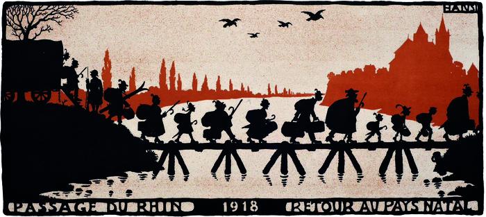 Journées du patrimoine 2019 - Exposition L'après-1918 sur le Rhin // Zeitenwende 1918-23