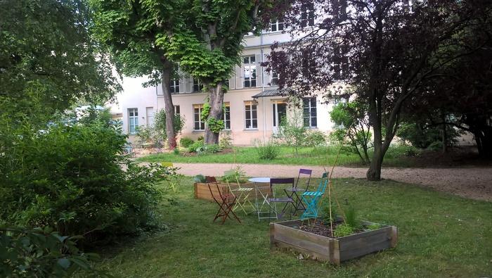 Journées du patrimoine 2019 - Visite libre de la Faculté de théologie protestante de Paris et de ses jardins